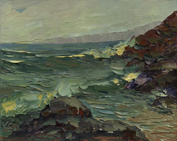 Carmel Coast Painting