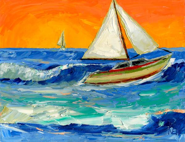 33 Sailboat