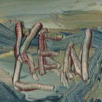 kenneth john desert landscape signature