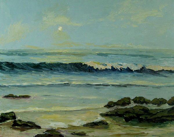 Calm Pacific