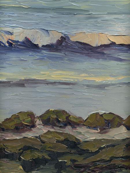 California Pacific Rocks
