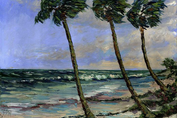Florida Atlantic Ocean