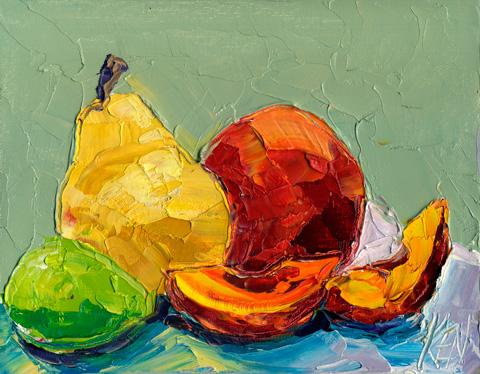 John Lemon Artist Painting