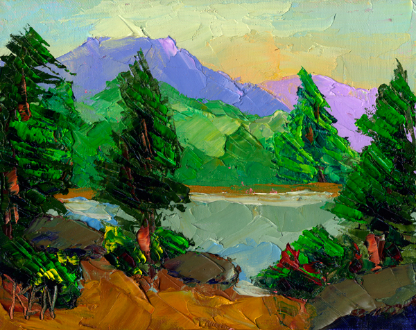 NORTHERN CALIFORNIA EXPRESSION PAINTING