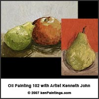 oil painting 102 dvd