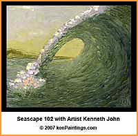 seascape 102 dvd art training