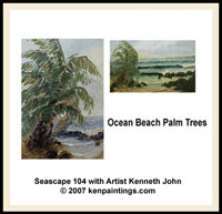 palm tree painting dvd