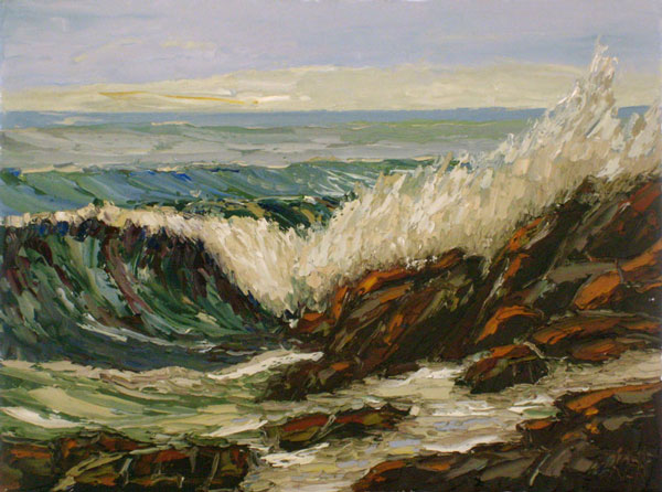 seascape 103 oil painting dvd video