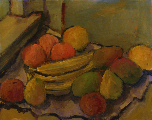 acrylics still life paintings