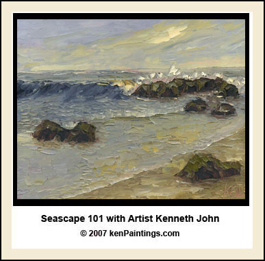 seascape oil painting dvd 101
