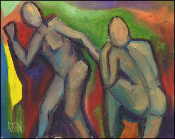 fauvism art figure painting