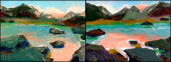 lake mead paintings