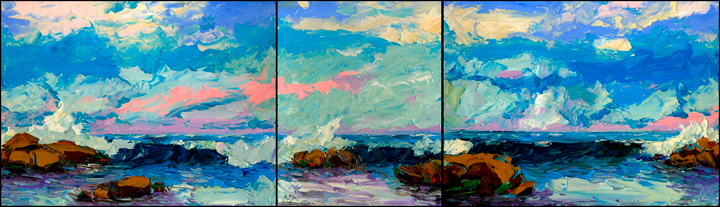seascapes paintings