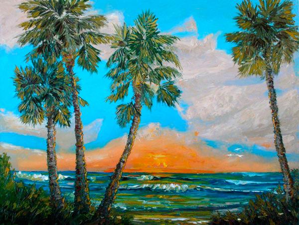 Large seascape oil paintings for sale original seascapes for Large art for sale