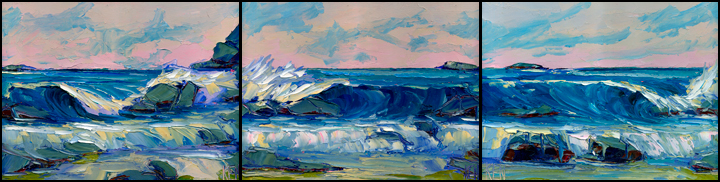 ocean seascape paintings