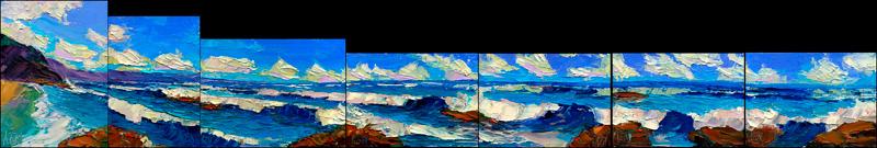 seascape art paintings