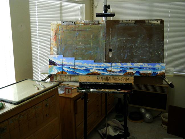 seascape ocean paintings