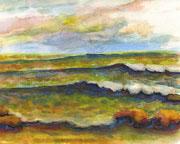 Seascape Watercolors